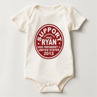 Vicepresidente Seal de Paul Ryan de la ayuda Body Para Bebé