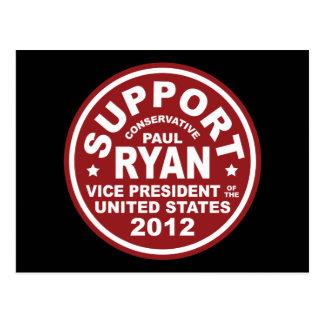 Vicepresidente Seal de Paul Ryan de la ayuda Postal