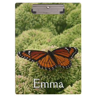 Viceroy Butterfly Beautiful Nature Photography Clipboard