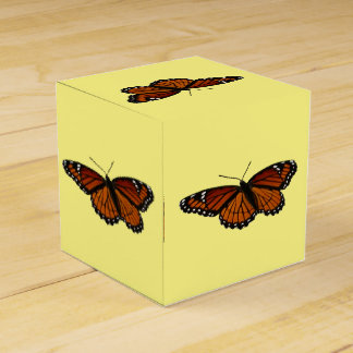 Viceroy Butterfly Beautiful Nature Photography Favor Box