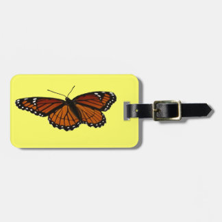 Viceroy Butterfly Beautiful Nature Photography Luggage Tag