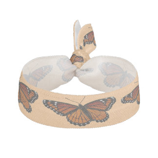 Viceroy Butterfly Beautiful Nature Photography Ribbon Hair Tie