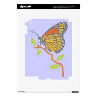 Viceroy Butterfly iPad 3 Skin