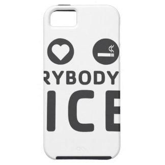 Vices iPhone SE/5/5s Case
