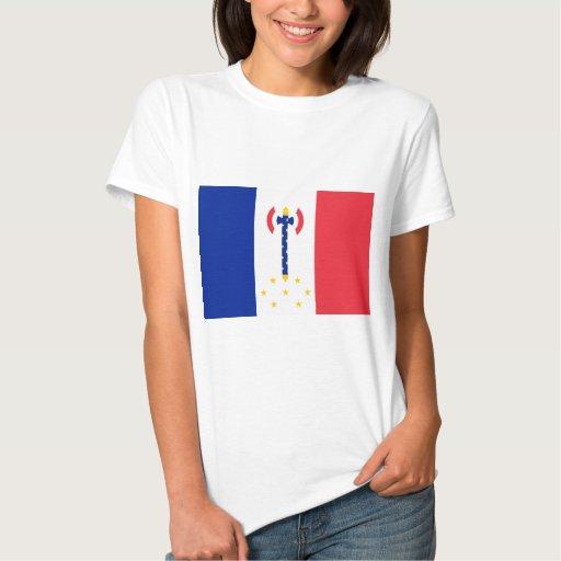 Vichy, bandera de Francia Playera