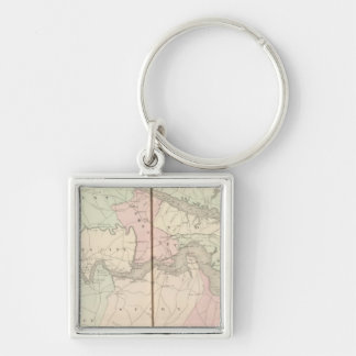 Vicinity of Richmond Keychain