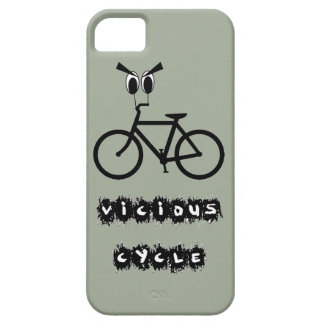Vicious cycle iPhone SE/5/5s case