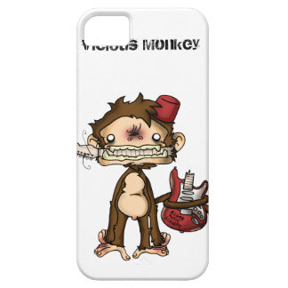 Vicious Monkey Iphone Case