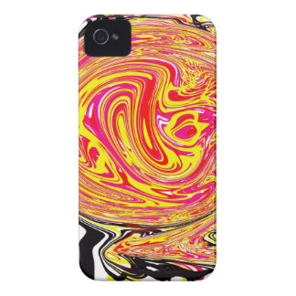 Vicious Swirl iPhone 4 Case