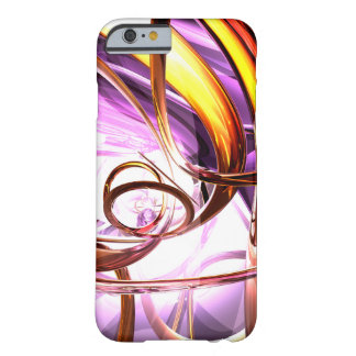 Vicious Web Abstract Barely There iPhone 6 Case