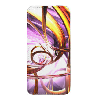 Vicious Web Abstract iPhone SE/5/5s/5c Pouch