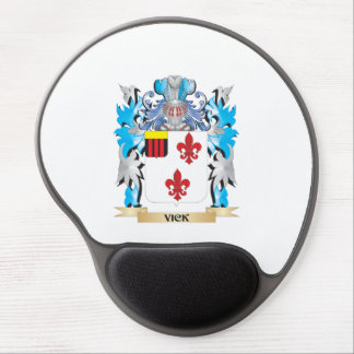 Vick Coat of Arms - Family Crest Gel Mouse Pad