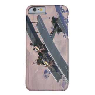 Vickers, reproducción de Vimy, aviación Funda Barely There iPhone 6