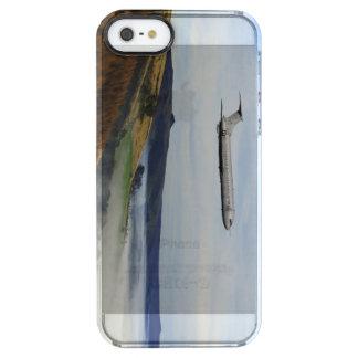 Vickers VC10 Funda Clear Para iPhone SE/5/5s