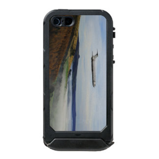 Vickers VC10 Funda Para iPhone 5 Incipio ATLAS ID
