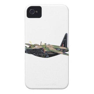 Vickers Wellington Funda Para iPhone 4