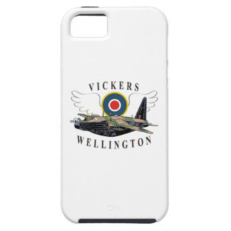 Vickers Wellington Funda Para iPhone SE/5/5s
