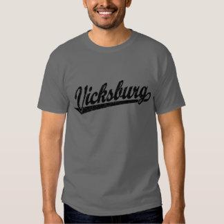 Vicksburg_d_black distressed t shirt