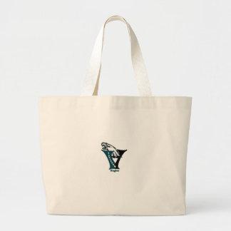 Vicksburg Eagles Football Bag