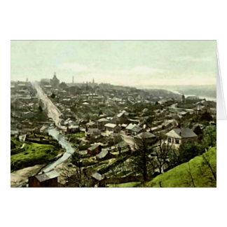 Vicksburg, Mississippi Greeting Card