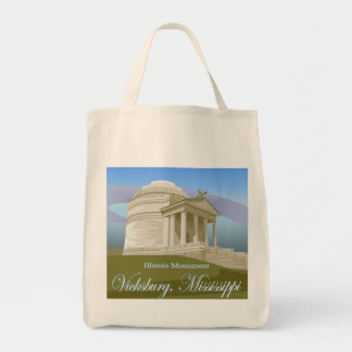 Vicksburg, Mississippi Tote Bag