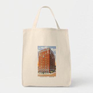 Vicksburg Motel, Vicksburg, Mississippi Tote Bag
