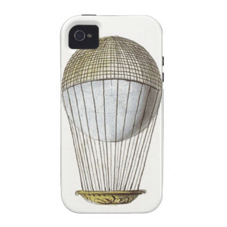 Vicotorian Hot Air Balloon Case-Mate iPhone 4 Covers