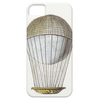 Vicotorian Hot Air Balloon iPhone 5 Case