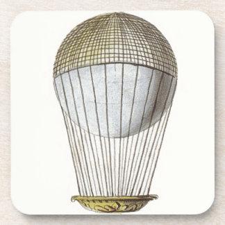 Vicotorian Hot Air Balloon Coasters
