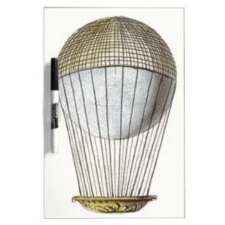 Vicotorian Hot Air Balloon Dry Erase Whiteboards