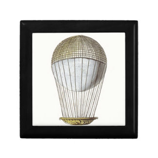 Vicotorian Hot Air Balloon Jewelry Boxes