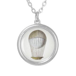 Vicotorian Hot Air Balloon Necklaces