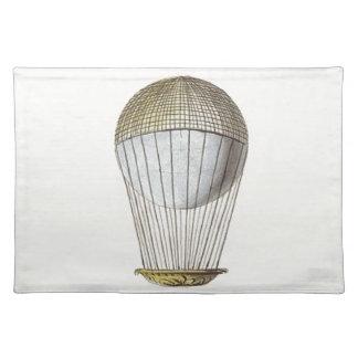 Vicotorian Hot Air Balloon Placemat