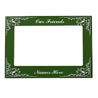 VICT.-2 MAGNETIC PHOTO FRAME