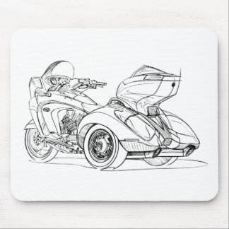 Vict VisionTrike 2011 Mouse Pad