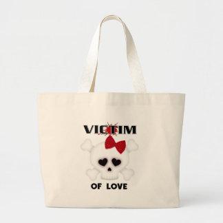 Victim of Love Tote Bag