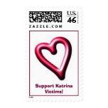 ¡Víctimas de Katrina de la ayuda!