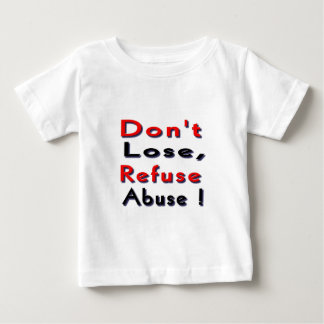 victims of abuse baby T-Shirt
