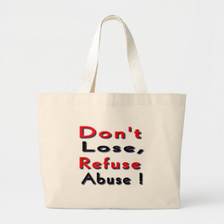 victims of abuse bags