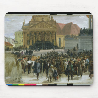 Victims of the March Revolution Mouse Pad