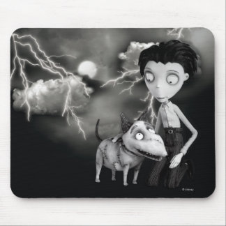 Victor and Sparky Mouse Pads
