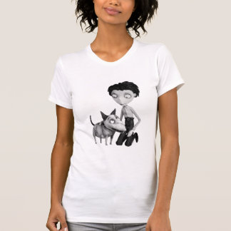 Victor and Sparky T Shirt