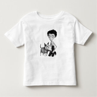Victor and Sparky Toddler T-shirt