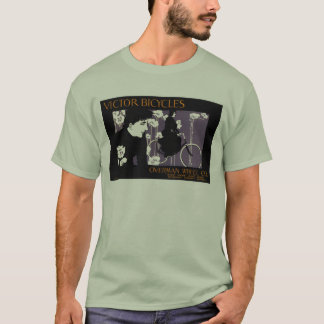 Victor Bicycles by Will Bradley T-Shirt