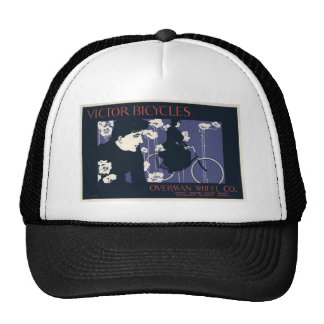 Victor Bicycles Overman Wheel Company Trucker Hat