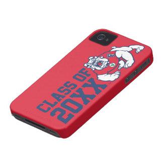 Victor E. Bulldog Class Year iPhone 4 Case-Mate Cases