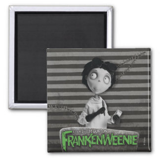Victor  Frankenstein Magnet