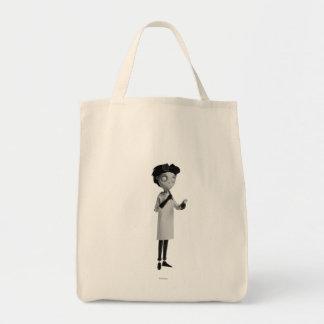 Victor Frankenstein Tote Bag