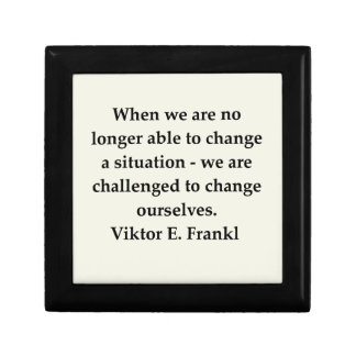 victor frankl quote gift boxes