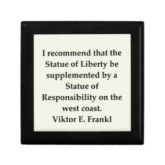 victor frankl quote keepsake boxes